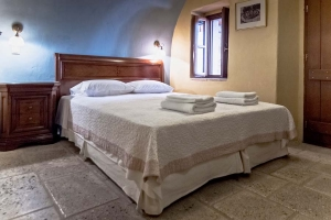 Double Room, Petropoulaki Tower: Gytheio hotels Mani rooms guesthouses accommodation Peloponnese